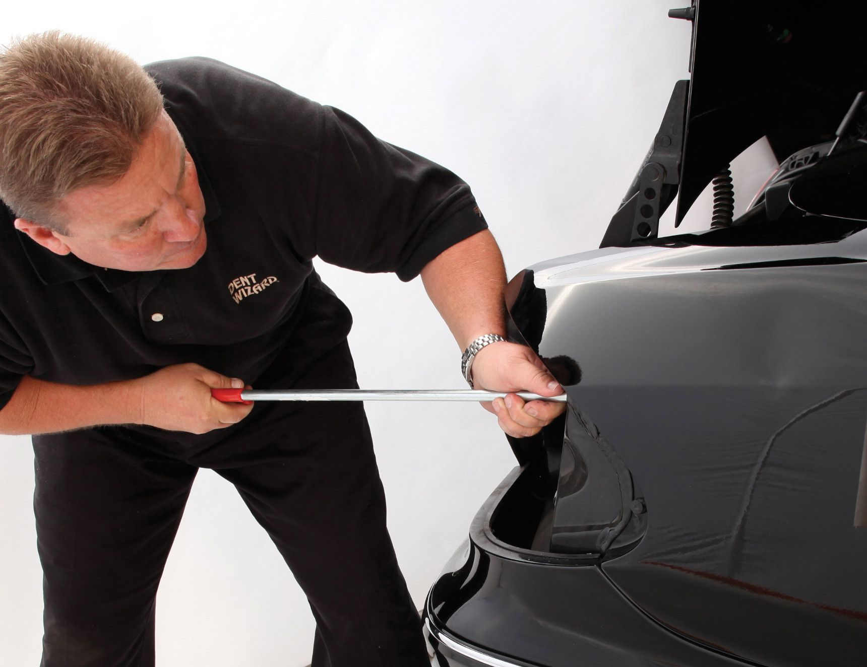 paintless dent repair and removal