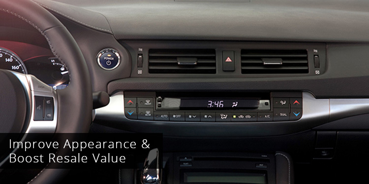 Vehicle Console & Dashboard Repair